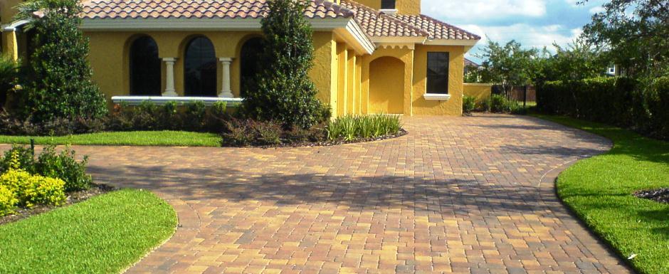 Paver Sealing Florida Tampa Areas 813 389 3683